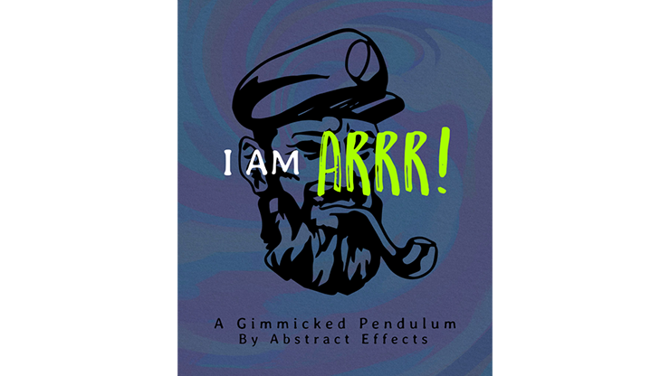 I am ARRR (Gimmicks and Online Instructions) by Abstract Effects - Trick