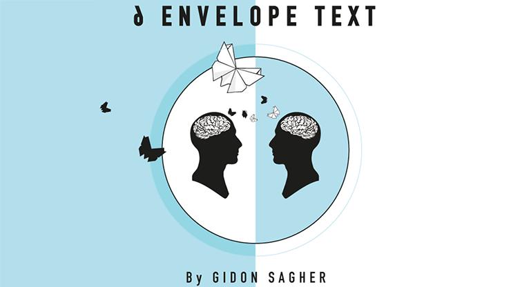 Six Envelope Test by Gidon Sagher eBook DOWNLOAD - Murphy's Magic Supplies,  Inc. - Wholesale Magic