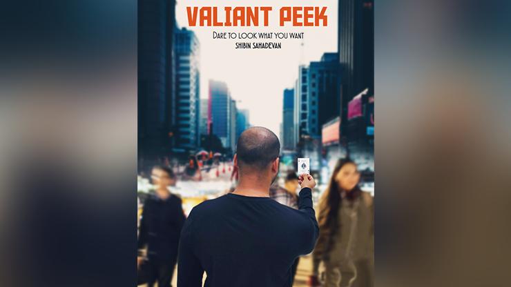 Valiant Peek by Shibin Sahadevan Mixed Media DOWNLOAD