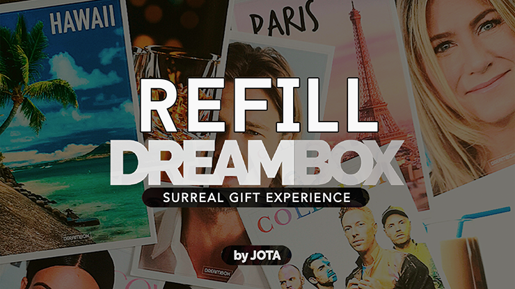 DREAM BOX GIVEAWAY | REFILL