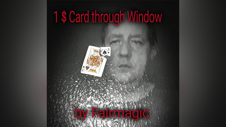 1$ Card Through Window by Ralf Rudolph Download