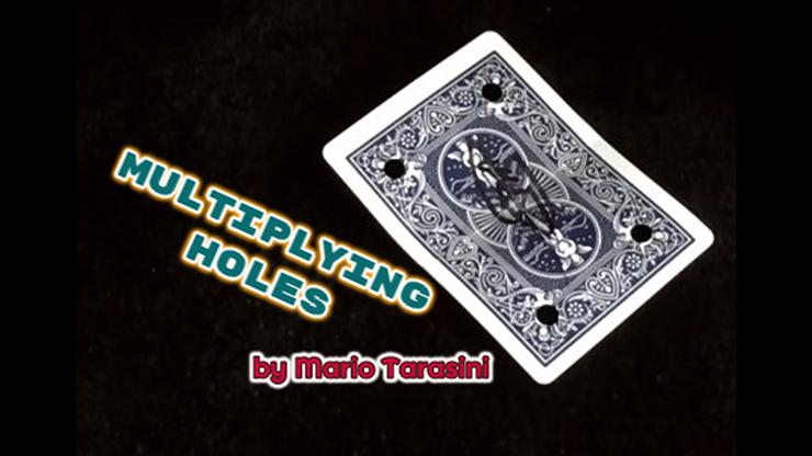 Multiplying Holes - Mario Tarasini video DOWNLOAD