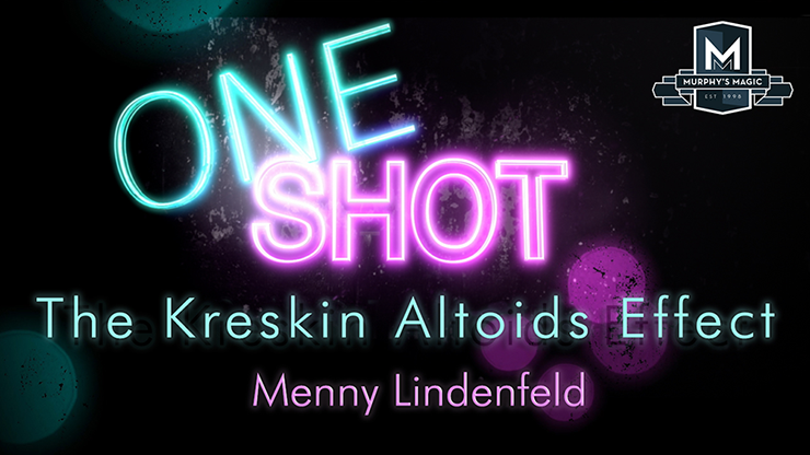 MMS ONE SHOT - The Kreskin Altoids Effect by Menny Lindenfeld video DOWNLOAD