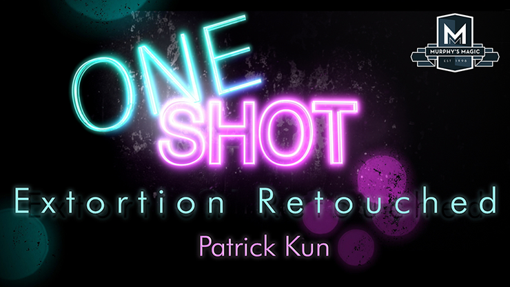 MMS ONE SHOT  Extortion Retouched - Patrick Kun video DOWNLOAD