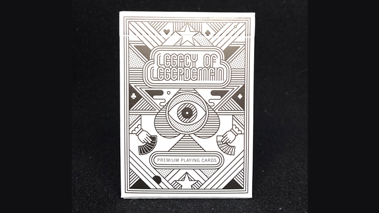 Legacy Of Legerdemain Playing Cards