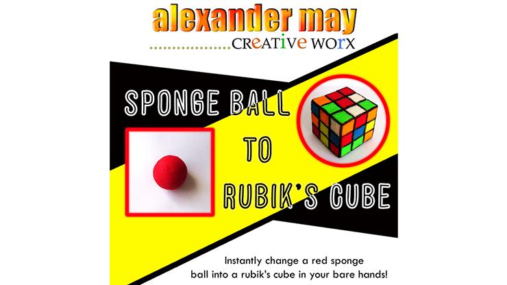 Ball to Rubik's Cube - Alexander May