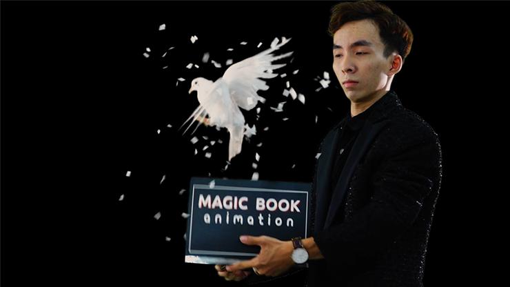 DOVE BOOK by 7 MAGIC - Trick