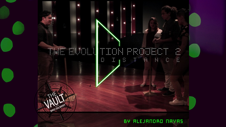 The Vault The Evolution Project 2 Distance by Alejandro Navas