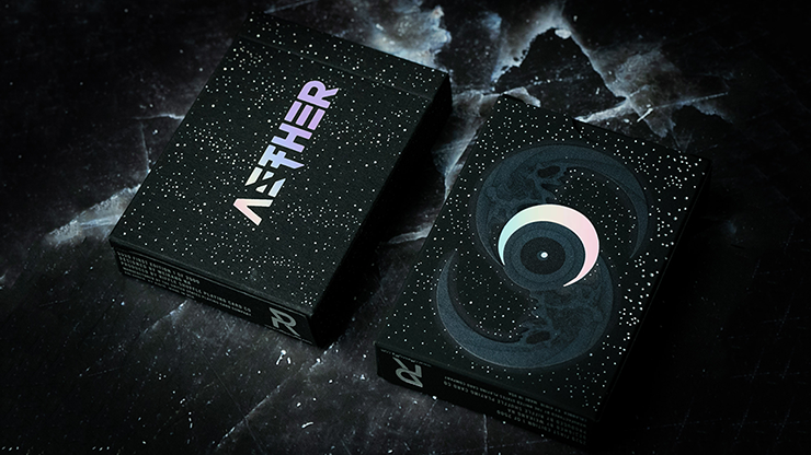 Aether Playing Cards - Riffle Shuffle