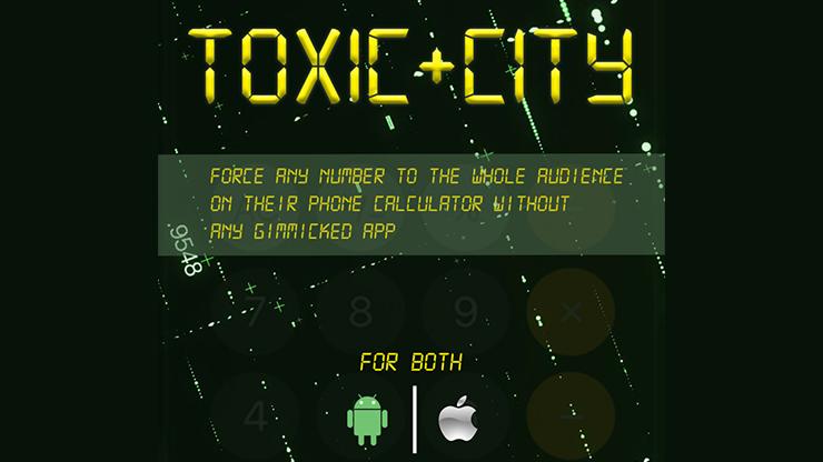 TOXICcity by Arthur Ray Mixed Media DOWNLOAD