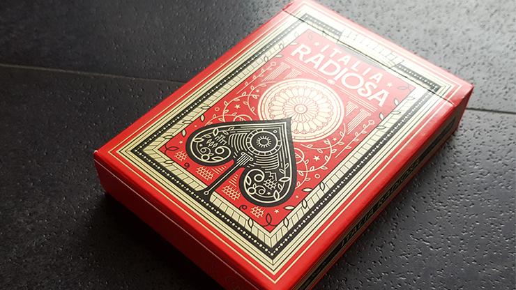 Italia Radiosa Playing Cards - Thirdway Industries