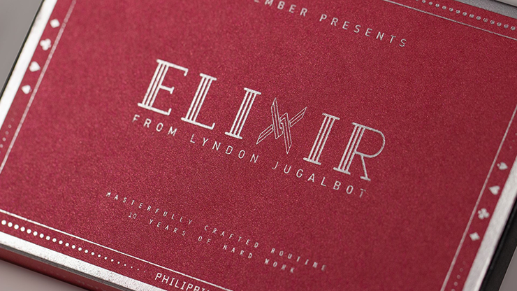 Skymember Presents ELIXIR RED - Lyndon Jugalbot