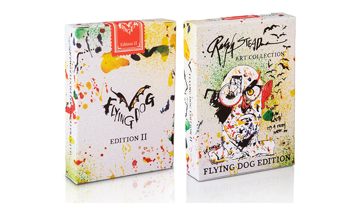 Flying Dog V2 Playing Cards - Art of Play