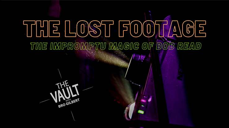 The Vault - The Lost Footage Impromptu Miracles by Bob Read  video DOWNLOAD