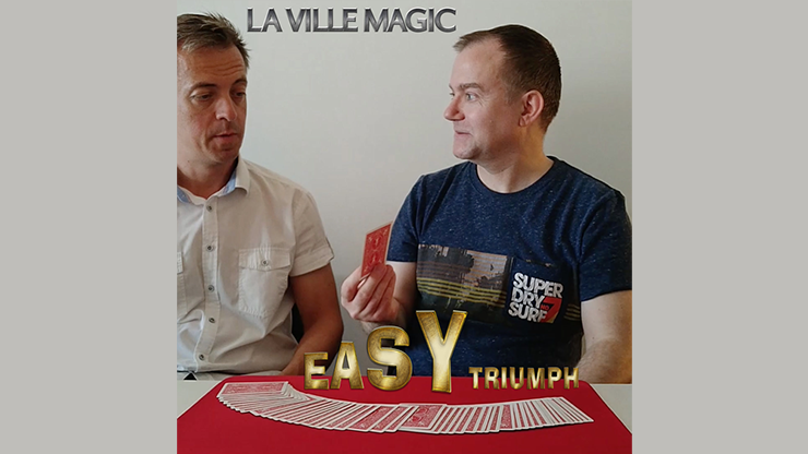 Easy Triumph by Lars La Ville / La Ville Magic video DOWNLOAD
