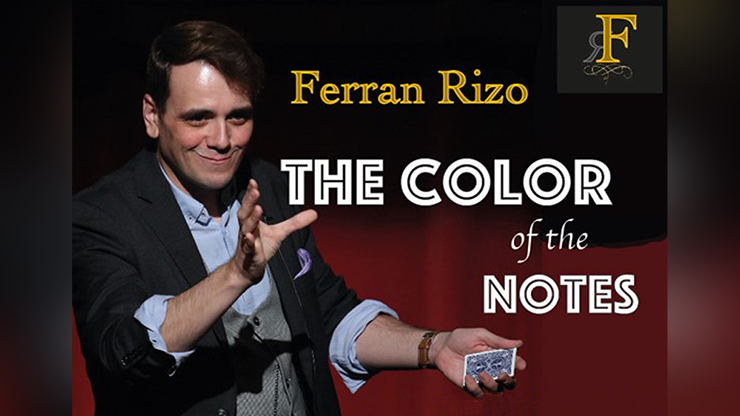 The Color of the Notes - Ferran Rizo video DOWNLOAD