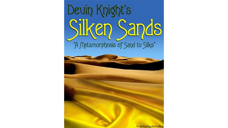 Silken Sands - Devin Knight eBook DOWNLOAD