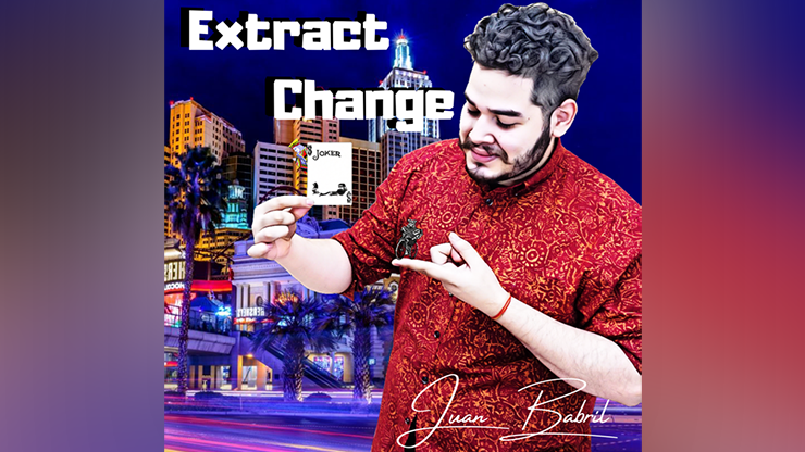Extract Change by Juan Babril video DOWNLOAD