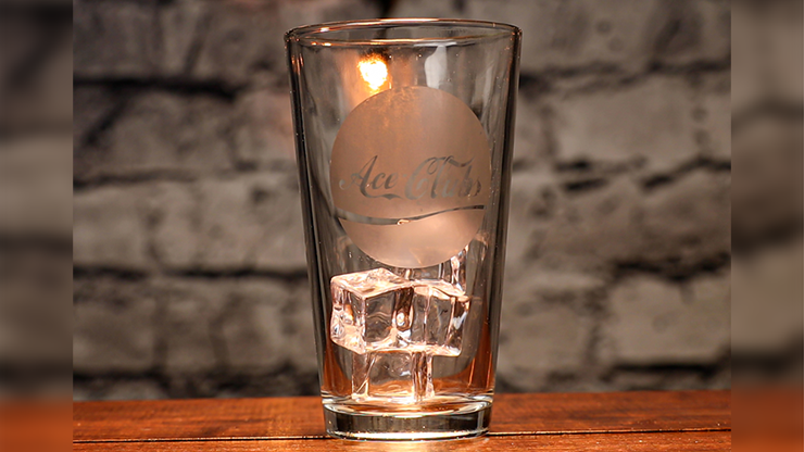 Engraved (Coca Cola AC Gimmick and Online Instructions) by James Kellogg  - Trick