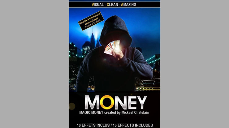 My Magic Money - Mickael Chatelain