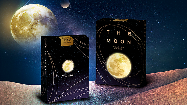 The Moon Playing Cards - Bocopo
