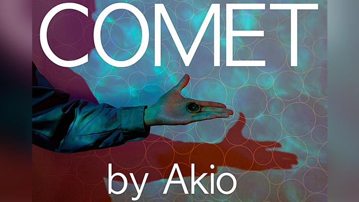 COMET by Akio video DOWNLOAD