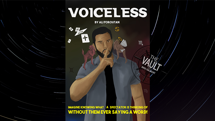 The Vault VOICELESS by Ali Foroutan Mixed Media DOWNLOAD