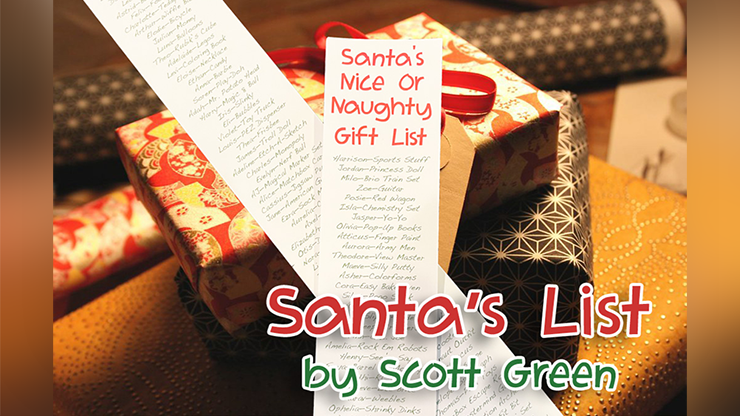 Santa's List - Scott Green