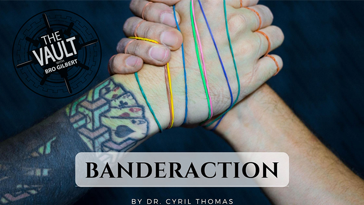 The Vault - Banderaction by Dr. Cyril Thomas video DOWNLOAD