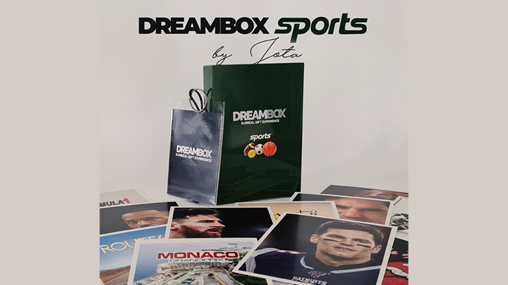 DREAM BOX SPORTS (Gimmick and Online Instructions)