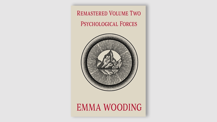 Remastered Volume Two Psychological Forces - Emma Wooding  Book