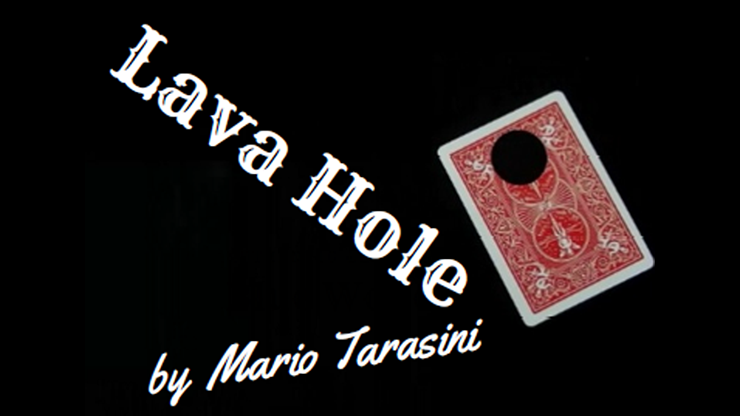Lava Hole - Mario Tarasini video DOWNLOAD