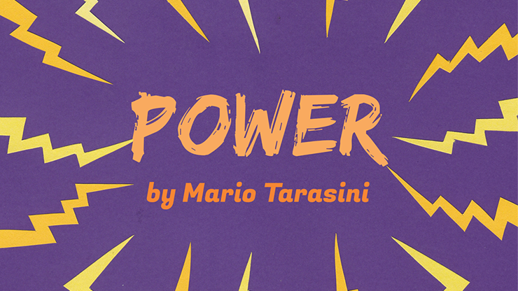 Power - Mario Tarasini video DOWNLOAD