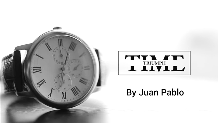 Time Triumph by Juan Pablo video DOWNLOAD