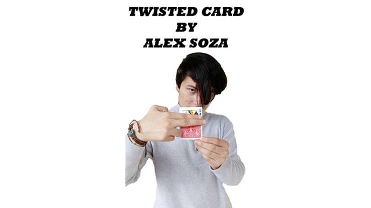 TWISTED CARD by Alex Soza video DOWNLOAD