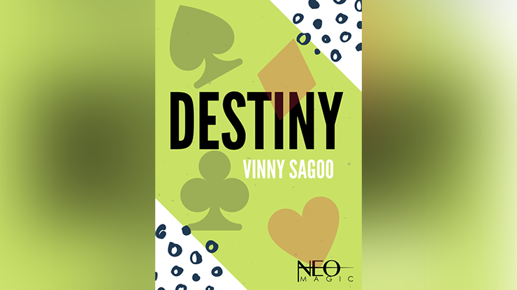 Destiny by Vinny Sagoo eBook DOWNLOAD