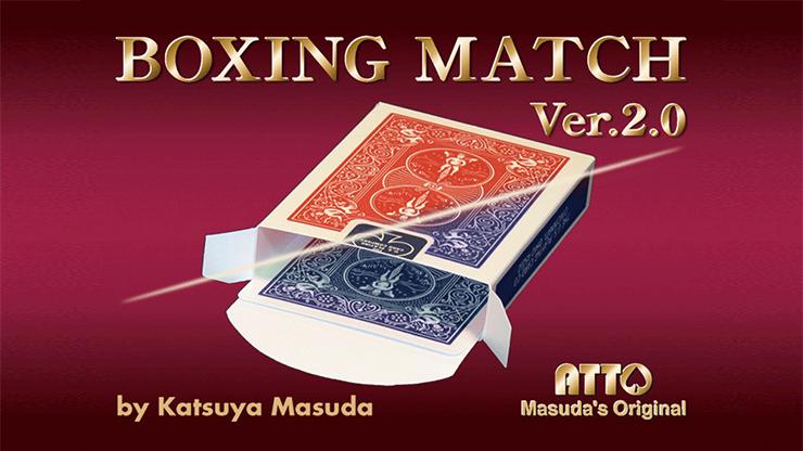 Boxing Match 2.0 by Katsuya Masuda - Trick