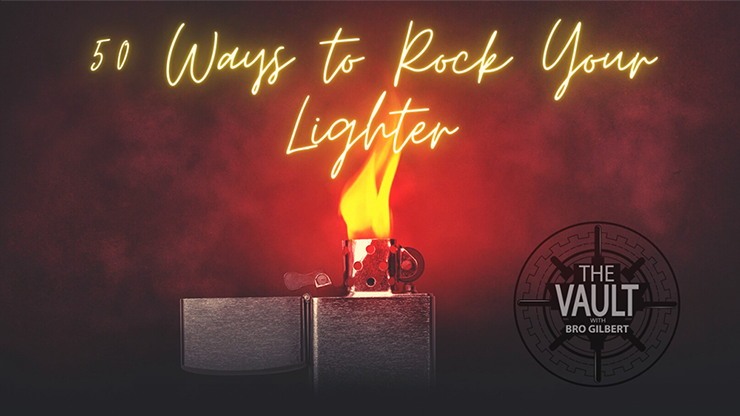 The Vault 50 Ways to Rock your Lighter video DOWNLOAD