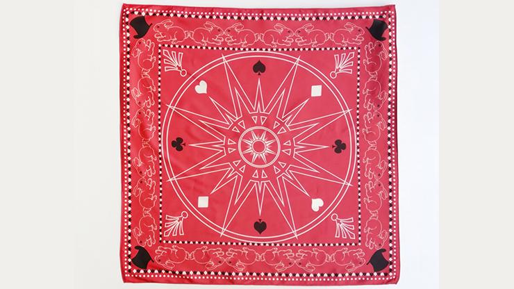Devil's Bandana (Red) by Lee Alex - Trick