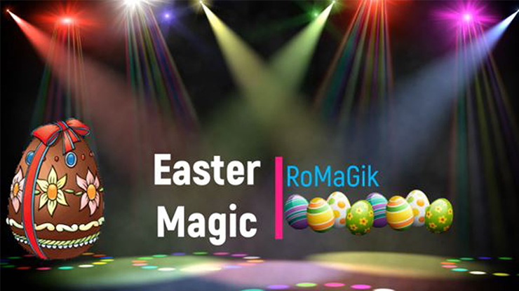 Easter Magic by RoMaGik Mixed Media DOWNLOAD