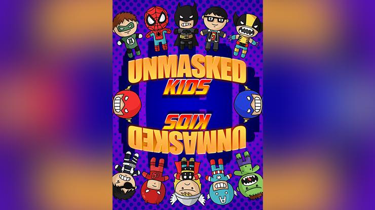 Unmasked Kids - Arkadio & Solange