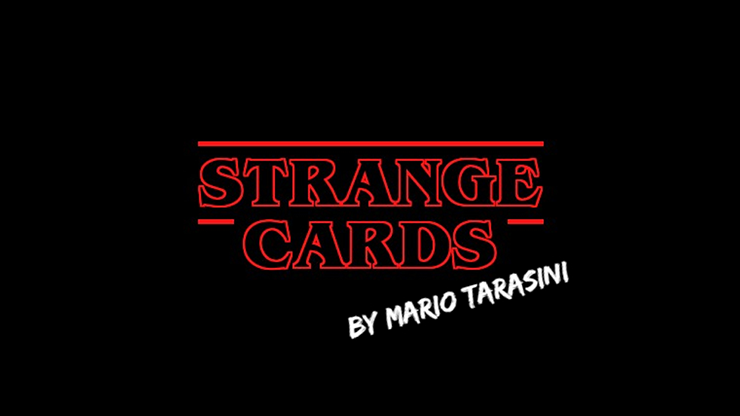 Strange Cards by Mario Tarasini video DOWNLOAD