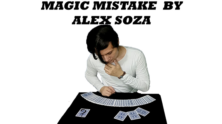Magic Mistake By Alex Soza video DOWNLOAD