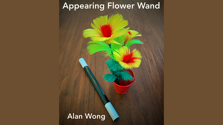 Appearing Flower Wand