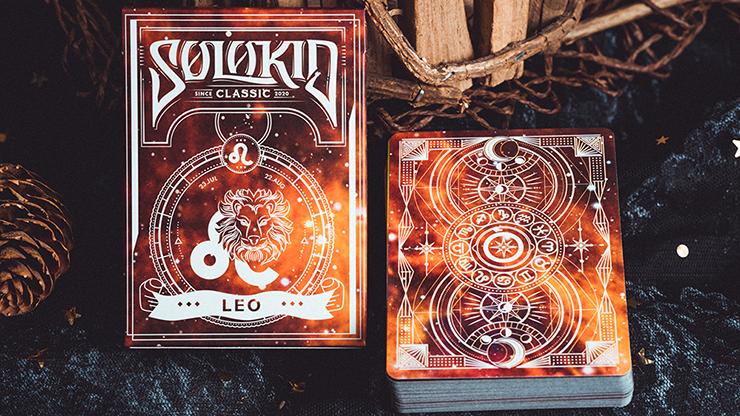 Carti de joc Solokid Constellation Series V2 (Leo)