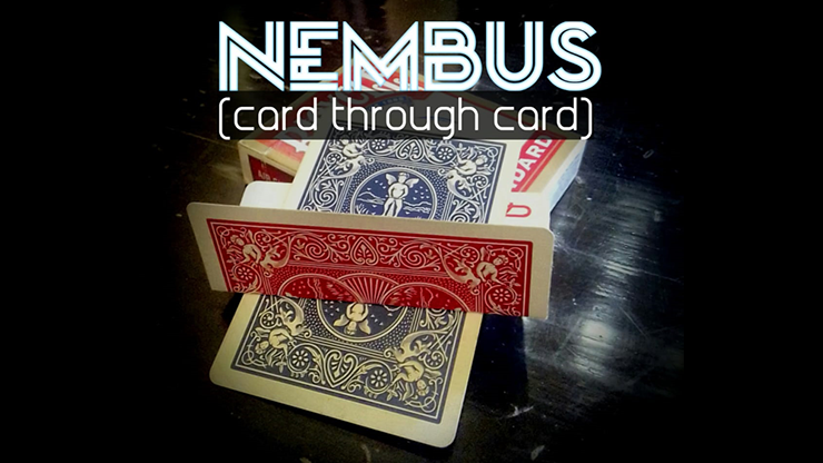 Nembus (Card Through Card) by Taufik HD video DOWNLOAD