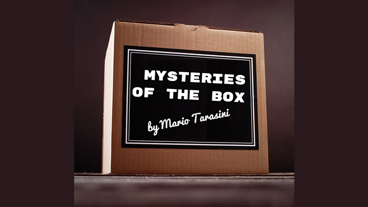 Mysteries of the Box by Mario Tarasini video DOWNLOAD