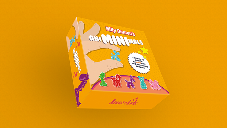 Animinimals (Gimmicks and Online Instructions) - Billy Damon
