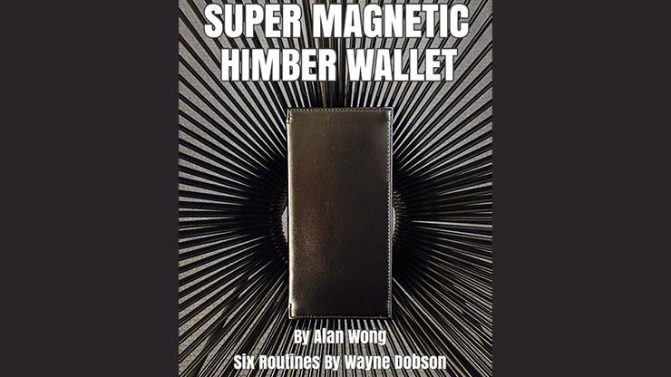 Super Magnetic Himber Wallet by Alan Wong - Trick