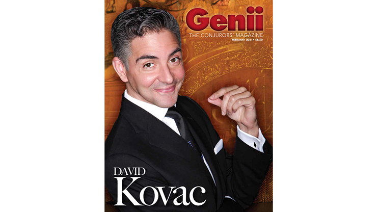Genii Magazine February 2021 Book
